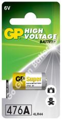 GP 4LR44 6 Volt Alkaline Security Battery (A544). 1 Pack