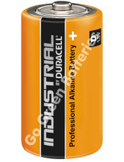 1 x Duracell D Industrial Procell Alkaline Batteries (LR20, MX1300). (DUR-D-Alk-Procell-Indust-x1)