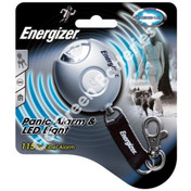 Energizer Panic Alarm & LED Keyring Light Torch