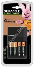 Duracell 4 Hour AA Battery Charger CEF14