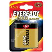 Eveready MN1203 (3LR12) 4.5V Alkaline Lantern Battery. 1 Pack