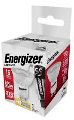 Energizer GU10 4.6 Watt LED Spotlight. 375 Lumens S8826