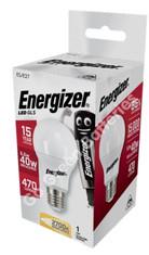Energizer E27 5.5 Watt GLS LED Bulb. 470 Lumens S8859