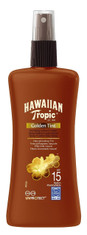 Hawaiian Tropic Golden Tint Sun Spray Lotion SPF 15 (200ml)