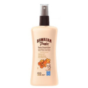 Hawaiian Tropic Satin Protection Sun Lotion Spray SPF15 (200ml)
