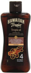 Hawaiian Tropic Tropical Tanning Oil SPF4 Rich, Coconut (200ml)