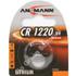 Ansmann CR1220 3 Volt Lithium Coin Cell Battery (1220, DL1220)