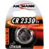 Ansmann CR2330 3 Volt Lithium Coin Cell Battery (2330, DL2330)