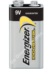 Energizer 9V Industrial Batteries
