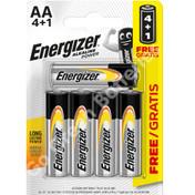 Energizer AA Power Alkaline Batteries (LR6, MN1500) 5 Pack