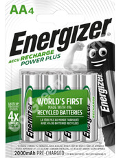Energizer AA 2000 Power Plus Rechargeable Battery