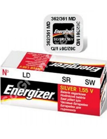 Energizer 362/361 Watch Battery