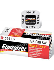 Energizer 392/384 Single Use Silver Oxide Watch Battery