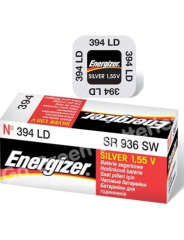 Energizer 392/384 Single Use Silver Oxide Watch Battery