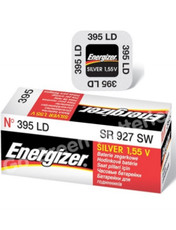 Energizer 399/395 Single Use Silver Oxide Watch Battery