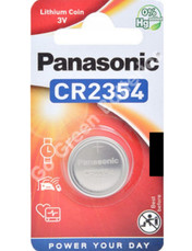 Panasonic CR2354 3 Volt Lithium Coin Cell Battery (2354, DL2354)