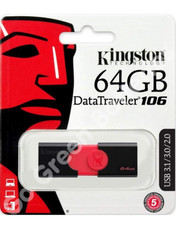 Kingston DataTraveler USB Flash Drive 3.0 64GB