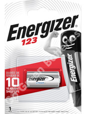 Energizer CR123 Photo Lithium Battery
