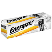 Energizer D Industrial Alkaline Battery (LR14, MX1400) 12 Pack