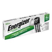 Energizer AA 2000 mAh NiMH Power Plus Rechargeable Batteries. 10 Pack