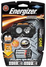 Energizer LED Head Torch HARD CASE Pro 325 Lumen Headlight