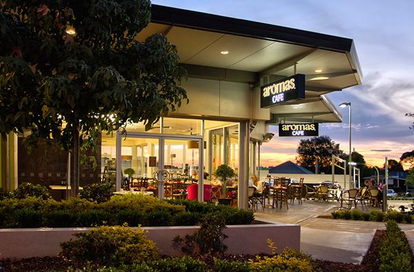 Aromas Café Toowoomba