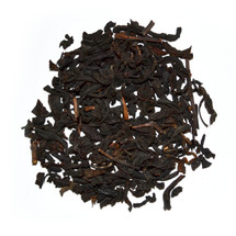 Russian Caravan is a blend of oolong, keemun, and lapsang souchong teas, all produced from Camellia sinensis the Chinese tea plant. A highly aromatic, smooth, delicately nutty tasting loose leaf tea with light smokey flavours.