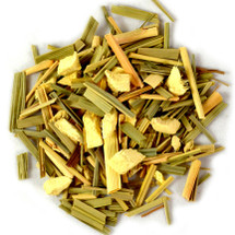A blend from the Citronella plant and shaved Ginger, this tea cups a very GINGER palelight green liquor colour. The ginger is warm and fragrant and the lemongrass provides fresh nippy characteristics. this is a lightly balanced, light bodied herbal infusion. Gentle and subtle, there are hints of coriander and sweet barley sugar.
