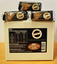Hoppe Caramelised Biscuit x 300 (12 x 25 pack) ***BACK ORDER***