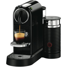 Delonghi Citiz &  Milk Capsule Coffee Machine