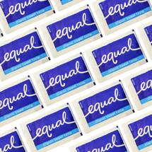Sugar Equal Sachets - 750 CTN