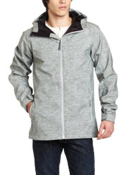 Quiksilver Men's Origin Hoody Jacket Gray