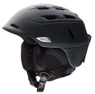 2017 Smith Optics Camber Matte Black Helmet