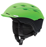 2017 Smith Optics Variance Matte Reactor Black Helmet