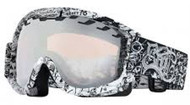 Scott USA Decree Tattoo Ski Goggles Silver Chrome Lens