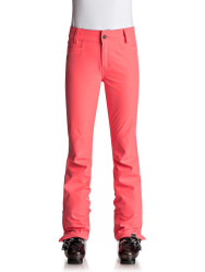 Roxy Creek Women's Snow Pants Neon Grapefruit - XS