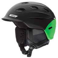 Smith Optics Vantage Men's Matte Black Split Helmet - SMALL