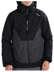 O'Neill Galaxy Men's Snowboard Jacket Blackout