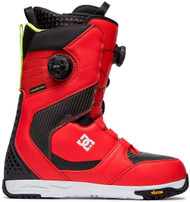 DC Shuksan BOA Men's Snowboard Boots Racing Red