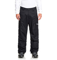 DC Banshee Men's Snow Pants Black - 2021