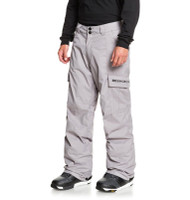 DC Banshee Men's Snow Pants Frost Gray - 2021