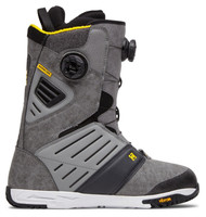 DC Judge BOA Men's Snowboard Boots Grey 2021