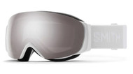 Smith Optics I/O MAG S Women's White Vapor CPS Platinum Lens Ski Goggles - 2021
