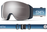 Smith 4D MAG Goggles AC Cody Townsend Frame CPS Platinum Lens - 2022