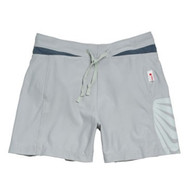 R.E.D. by Burton Women's Snowboard Skateboard Impact Shorts - Gray
