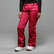 Marker Inspiration Swirl Women's Ski Pants - Dark Pink