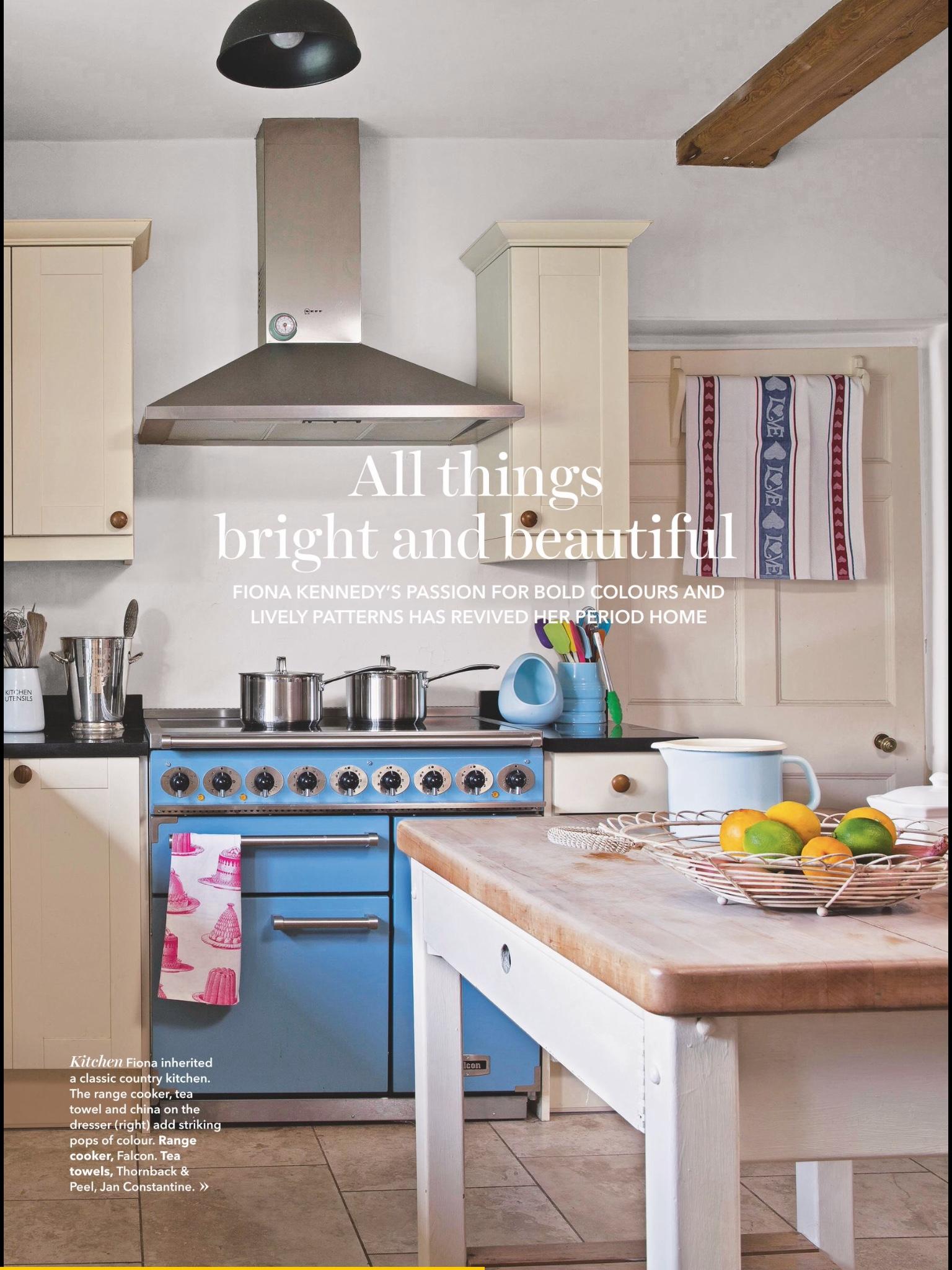 Superb Homes And Interiors Part - 5: Country Homes U0026 Interiors Magazine - February 2015. U203a