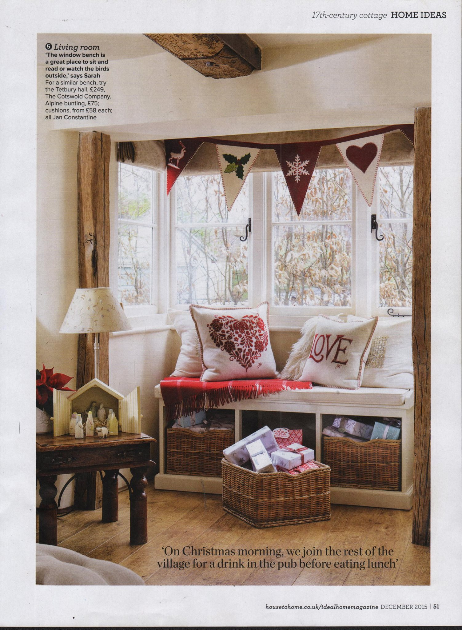 House To Home - December 2015
