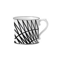 Gherkin china mug