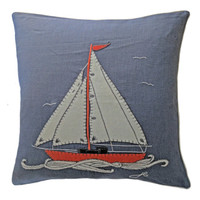 Marine Boat Cushion (Grey)